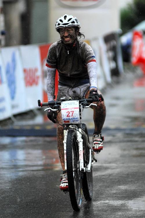 �P XCM #5 2008 - Giant eXtreme Bike Brdy: Alena Krn��ov� v�t�zkou na dlouh� trati
