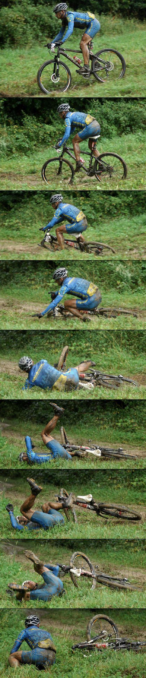ČP XCM #5 2008 - Giant eXtreme Bike Brdy: Honza Hruška neměl vítězství vůbec snadné...