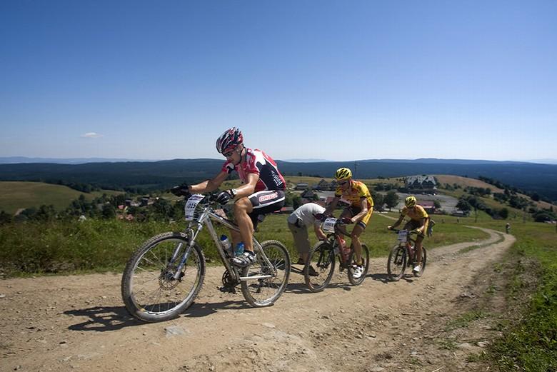 Bikechallenge 2008 - 2. etapa 27.7. - Foto: Pawe� Urbaniak/Magazynrowerowy.pl