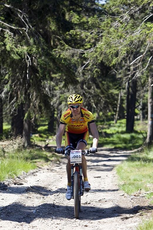 Bikechallenge 2008 - 3. etapa 28.7. Foto: Paweł Urbaniak/Magazynrowerowy.pl