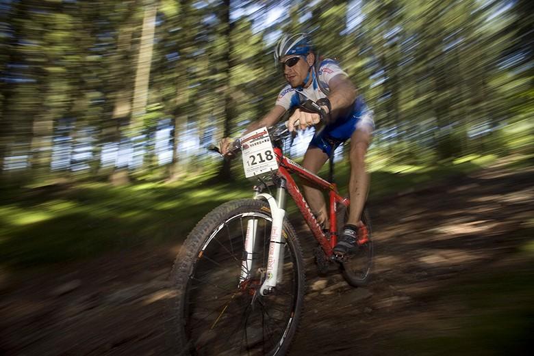 Bikechallenge 2008 - 3. etapa 28.7. Foto: Pawe� Urbaniak/Magazynrowerowy.pl