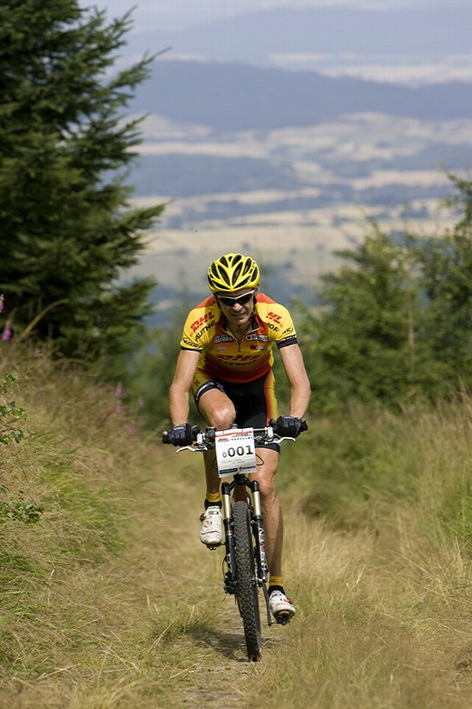 Bikechallenge 2008 - 4. etapa 29.7. Foto: Pawe� Urbaniak/Magazynrowerowy.pl