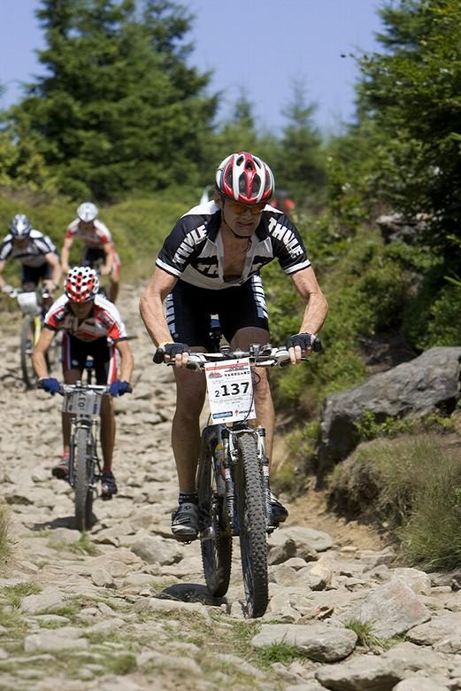 Bikechallenge 2008 - 5. etapa 30.7. Foto: Pawe� Urbaniak/Magazynrowerowy.pl