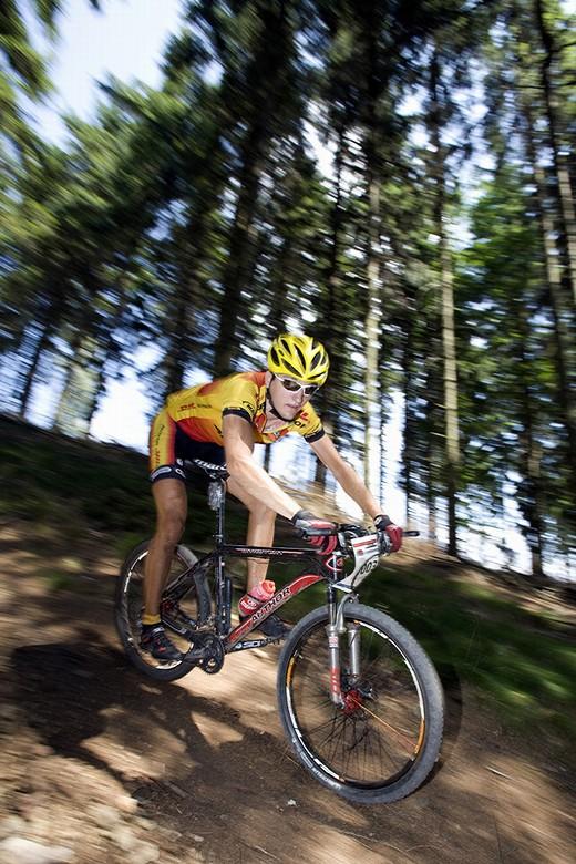 Bikechallenge 2008 - 6. etapa 31.7. Foto: Pawe� Urbaniak/Magazynrowerowy.pl