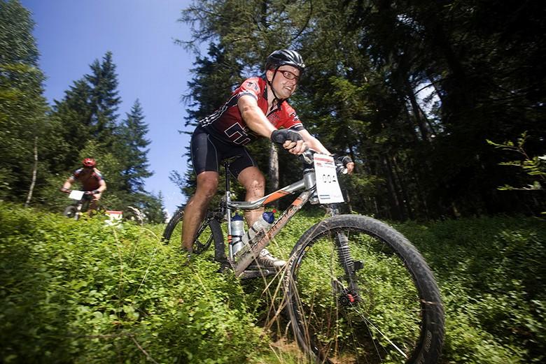 Bikechallenge 2008 - 6. etapa 31.7. Foto: Paweł Urbaniak/Magazynrowerowy.pl