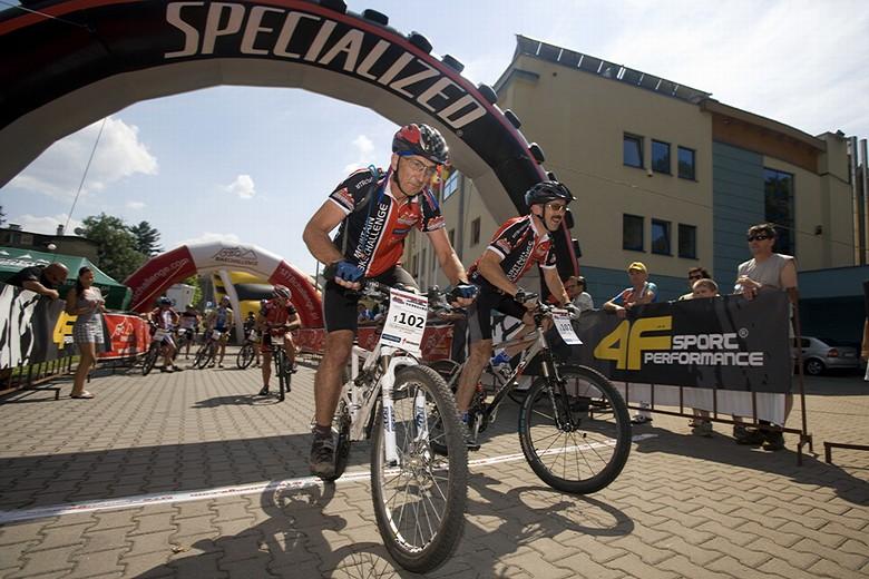 Bikechallenge 2008 - 26.7. prolog, foto: Paweł Urbaniak/Magazynrowerowy.pl