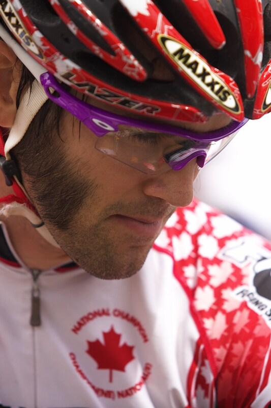 Nissan UCI MTB World Cup XC#7 - Bromont /KAN/ 3.8. 2008 - Geoff Kabush