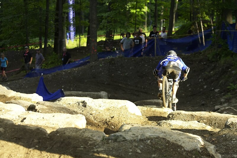 Nissan UCI MTB World Cup 4X #5 - Bromont /KAN/, 2.8. 2008