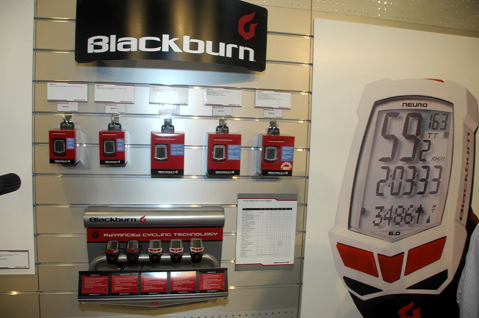 Blackburn - Eurobike 2008
