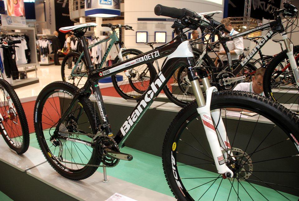Bianchi - Eurobike 2008