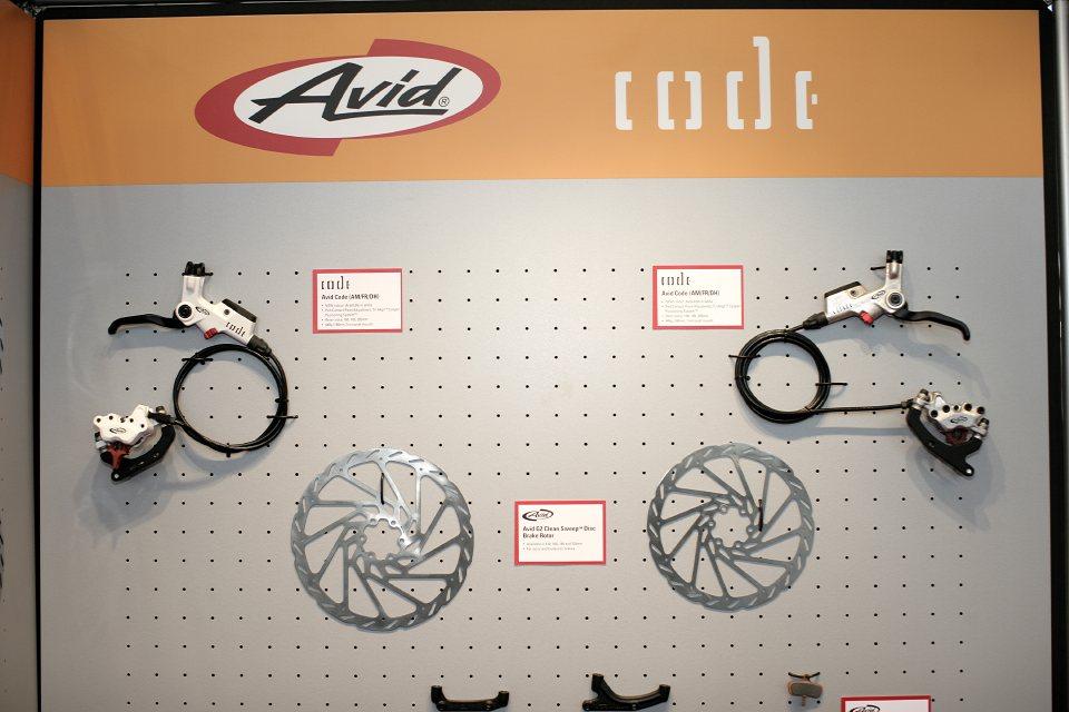 Avid - Eurobike 2008