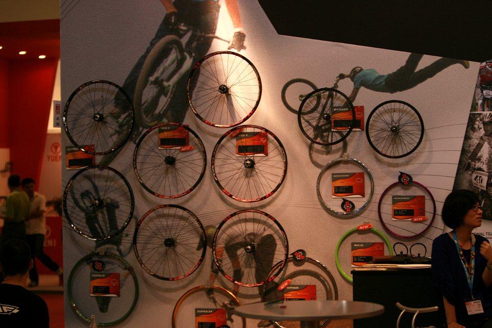 Alexrims - Eurobike 2008