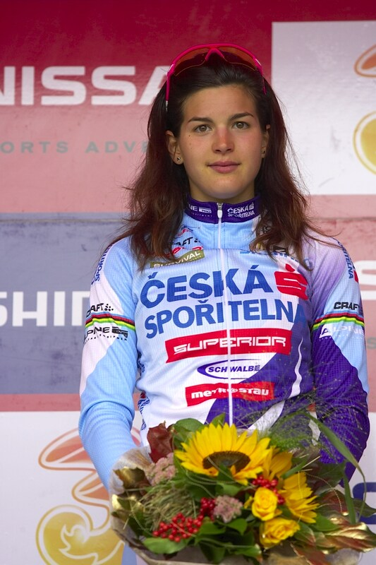 Nissan UCI MTB World Cup XC #9 - Schladming 14.9. 2008 - Tereza Hu��kov�