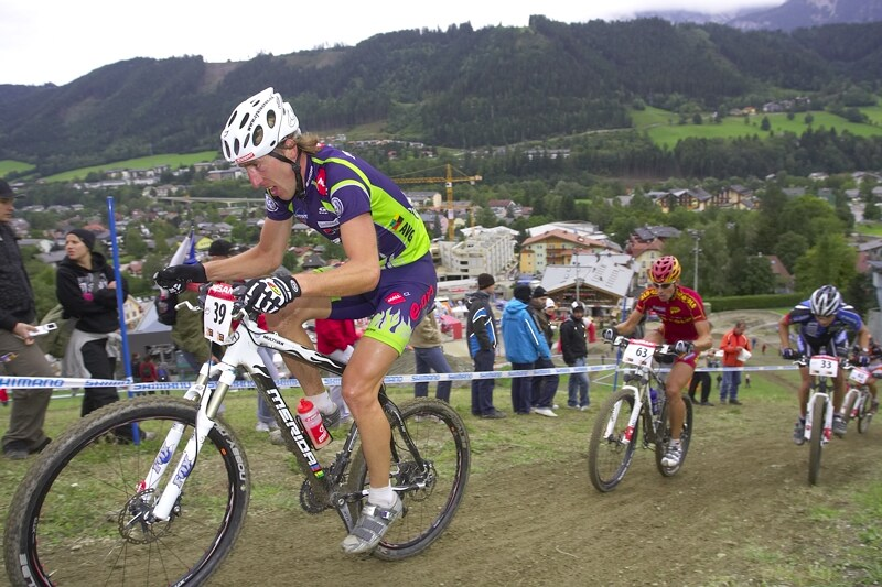 Nissan UCI MTB World Cup XC #9 - Schladming 14.9. 2008 - Milan Sp�n�