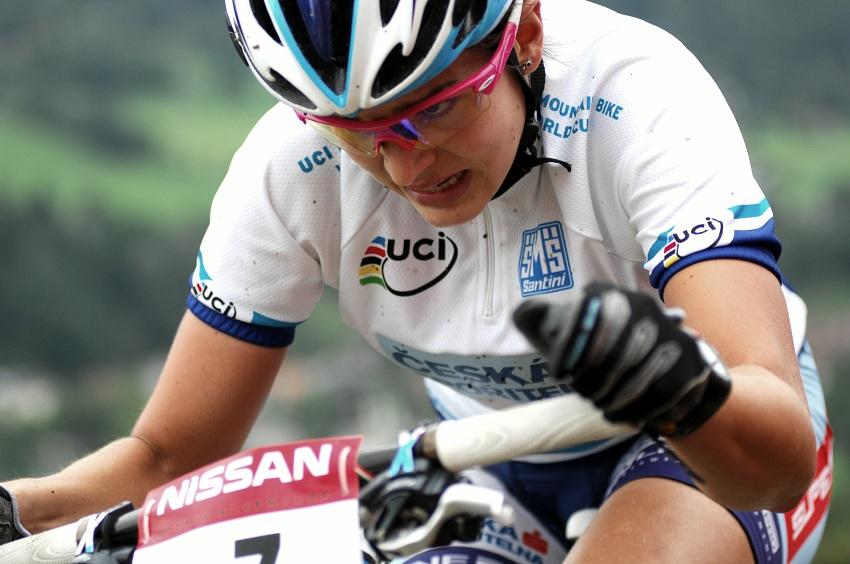 SP XC #9 Schladming 2008 - Tereza Huříková