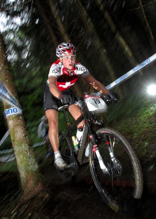 SP XC #9 Schladming 2008 - Nathalie Schneitter