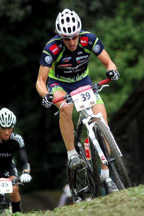 SP XC #9 Schladming 2008 - Milan Spěšný
