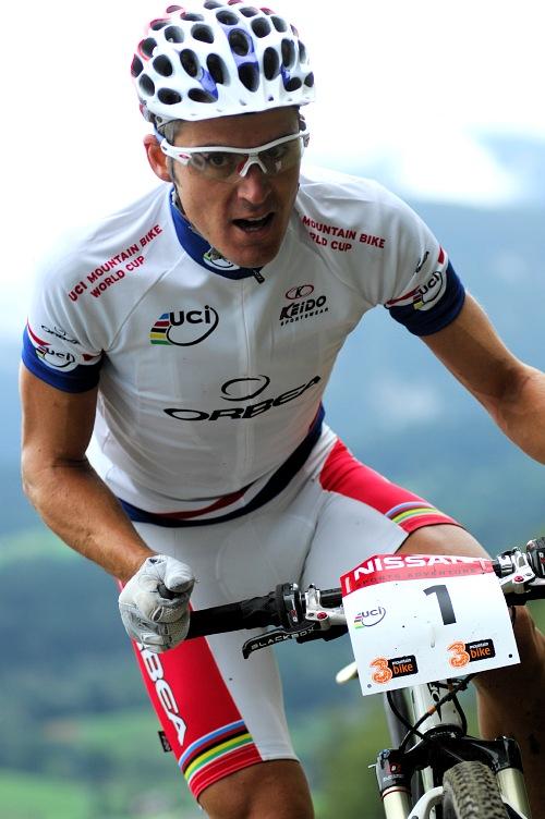 SP XC #9 Schladming 2008 - Julien Absalon