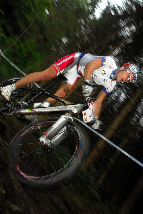 SP XC #9 Schladming 2008 - Julien Absalon