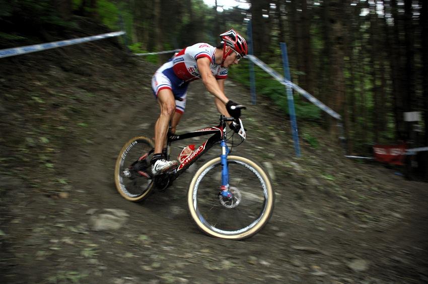 SP XC #9 Schladming 2008 - Jaroslav Kulhavý