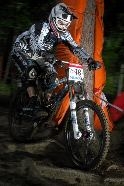 SP DH #7 Schladming 2008 - Dan Atherton