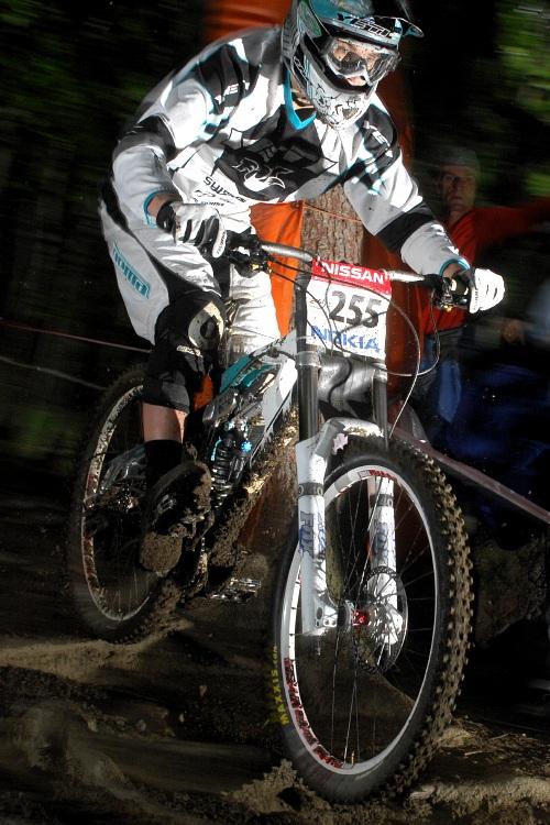 SP DH #7 Schladming 2008 - Justin Leov