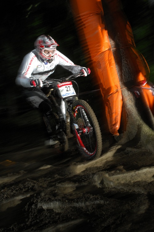 SP DH #7 Schladming 2008 - Greg Minnaar