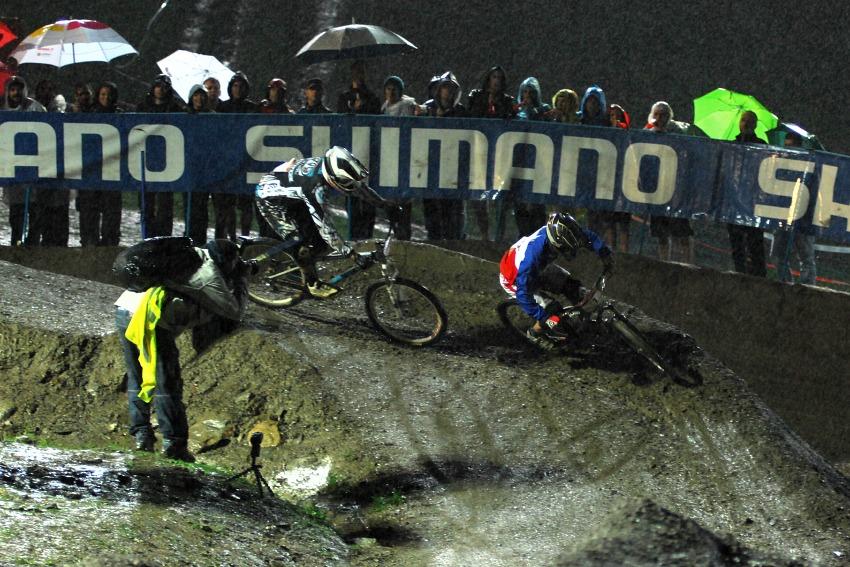 SP 4X #7 2008 Schladming /AUT/ finálový souboj Atherton vs. Saladini