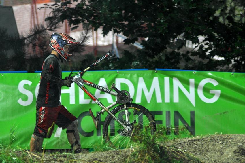 SP 4X #7 2008 Schladming /AUT/: Jakub Hnidák měl ve finále smůlu