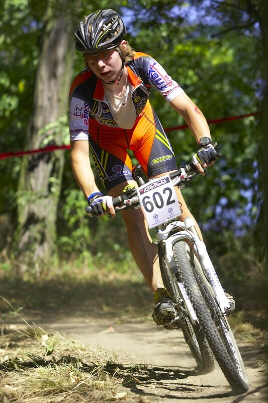 Rock Machine XC Cup #5 - Ku�im 6.9. 2008 - Daniel Vesel�