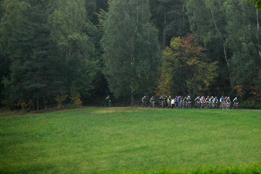 Merida Bike Maraton '08: první kilometry