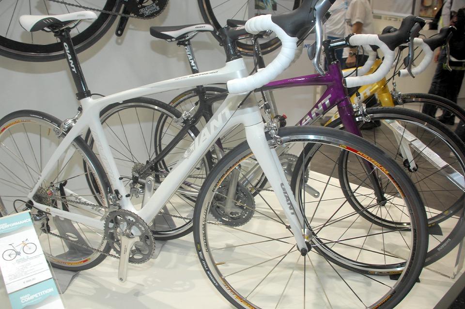 Giant - Eurobike 2008