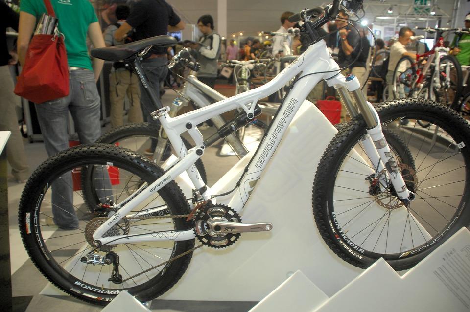 Gary Fischer - Eurobike 2008