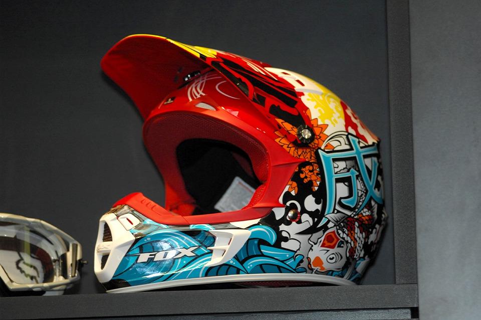 Fox - Eurobike 2008