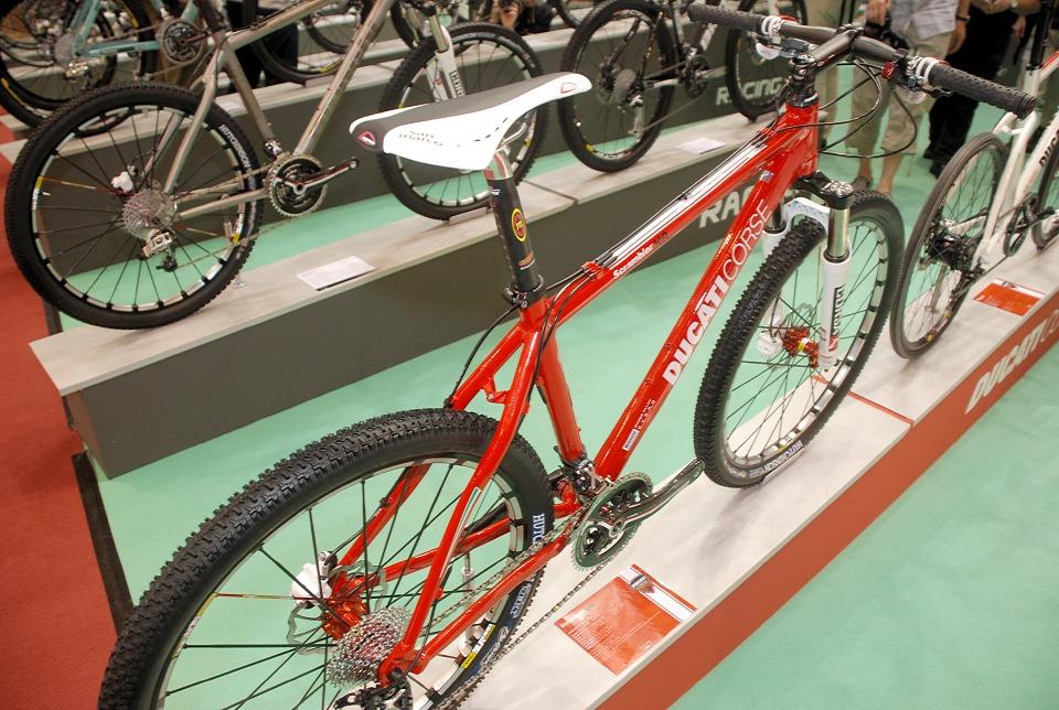 Ducati - Eurobike 2008