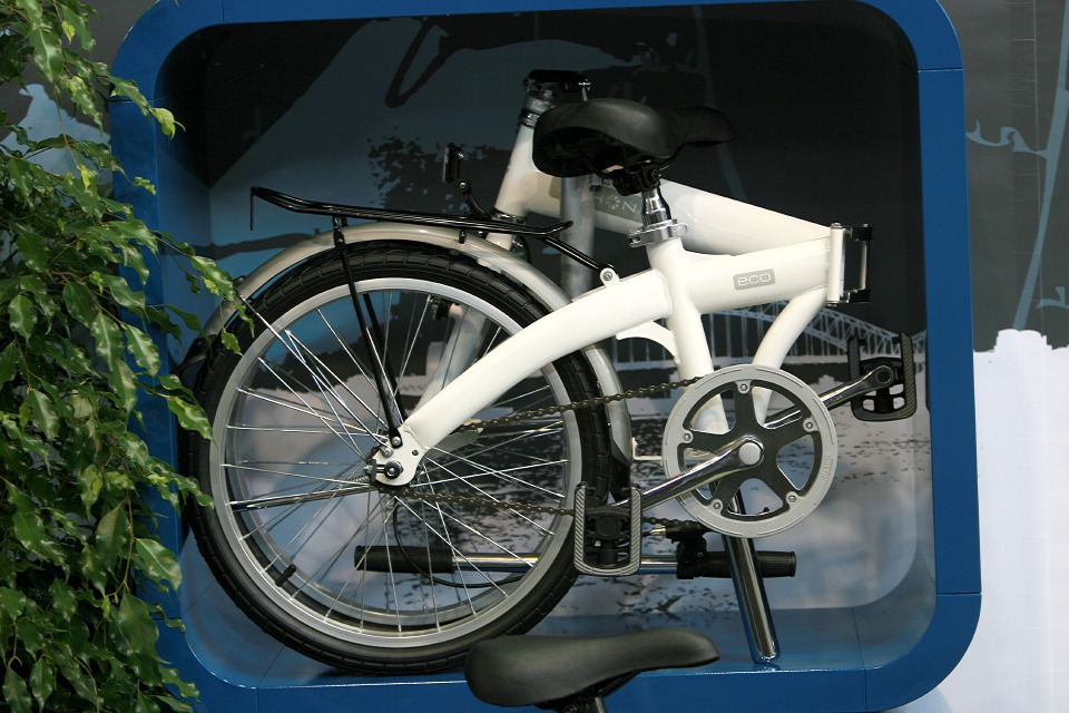 Dahon - Eurobike 2008