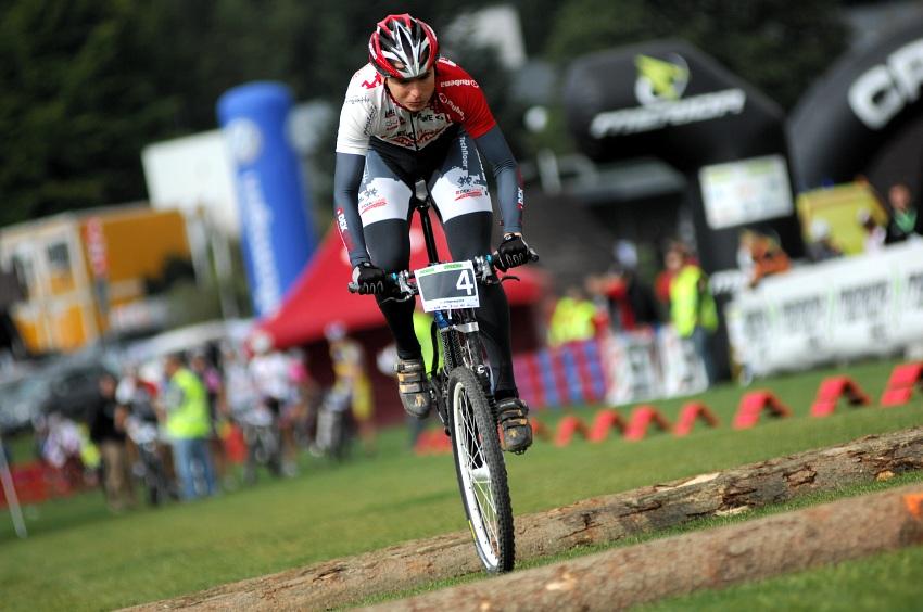 Merida Bike Vysočina '08 - sprint - Jiří Hudeček