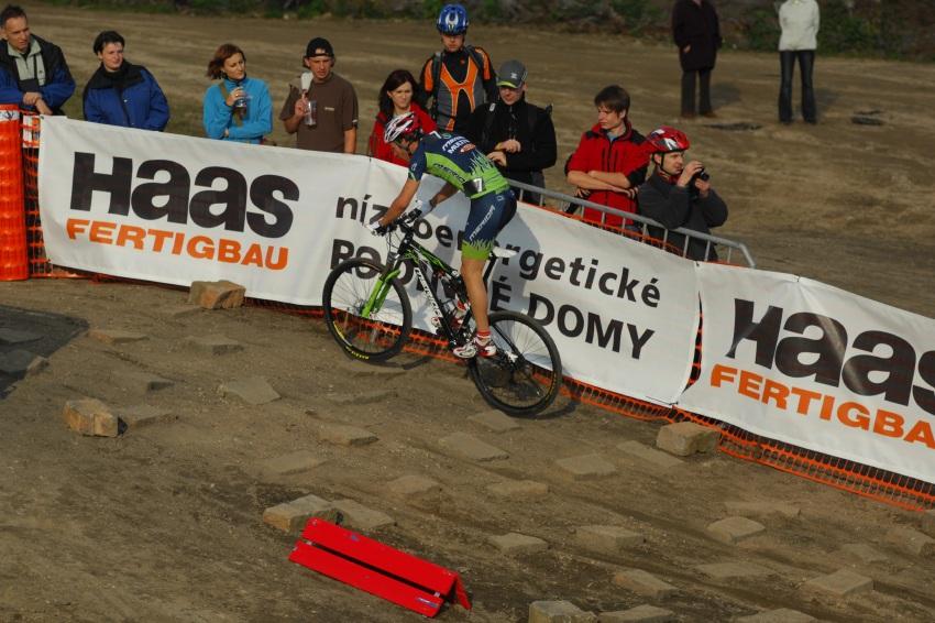 Merida Bike Vysočina '08 - sprint - Naef jezdil pekingskou sekci jinak než většina ostatních