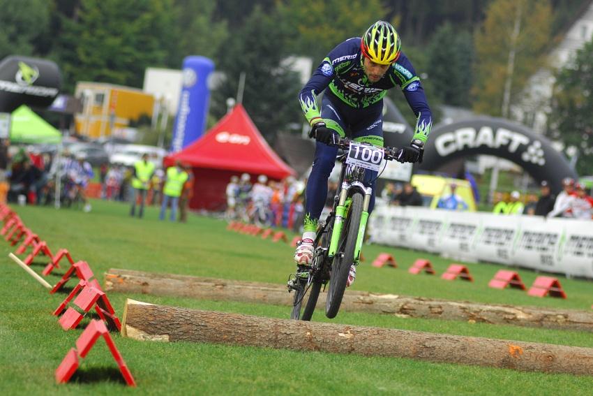 Merida Bike Vyso�ina '08 - sprint - Jose Antonio Hermida