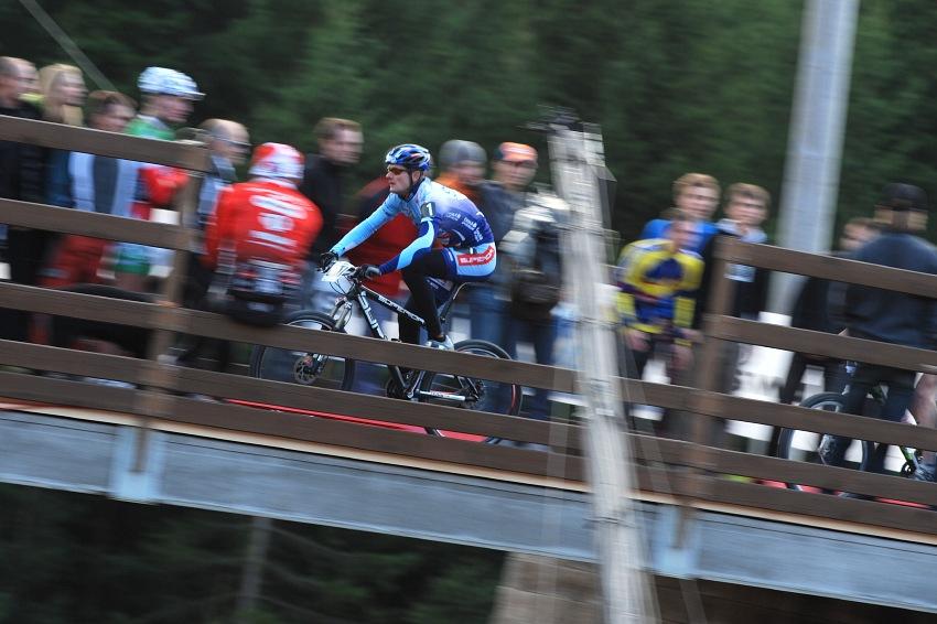 Merida Bike Vysočina '08 - sprint: Tomáš Trunschka vypadl už v osmifinále