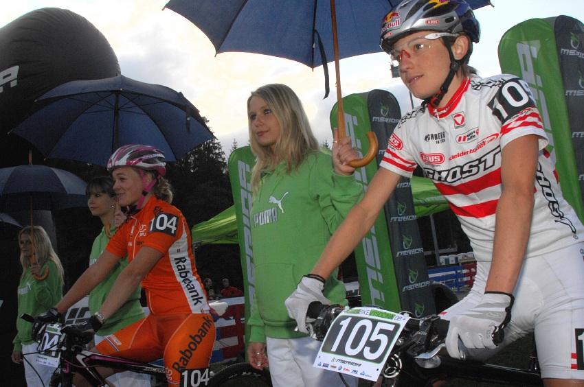 Merida Bike Vysočina '08 - sprint: zahraniční závodnice