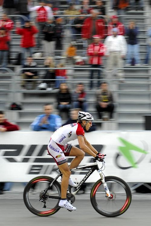 Merida Bike Vysočina '08 - sprint: Michal Plesník