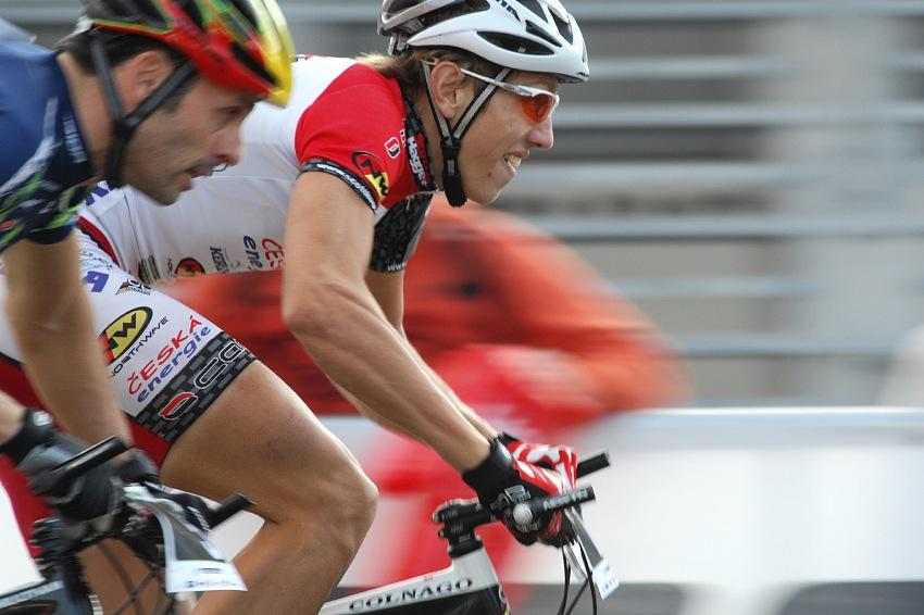 Merida Bike Vyso�ina '08 - sprint: Plesn�k ve sprintersk�m souboji s Hermidou o fin�le