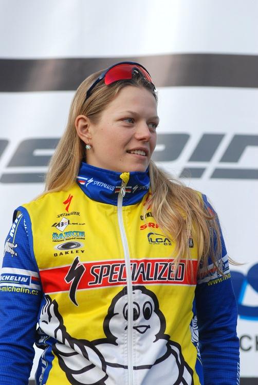 Merida Bike Vysočina '08 - sprint: Ivana Pechoutová