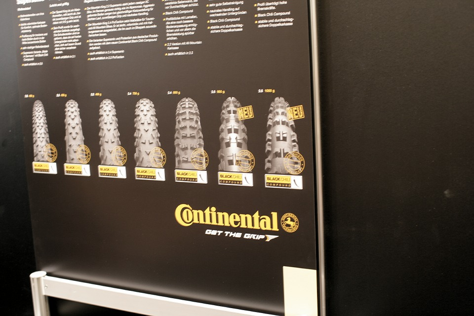 Continental - Eurobike 2008