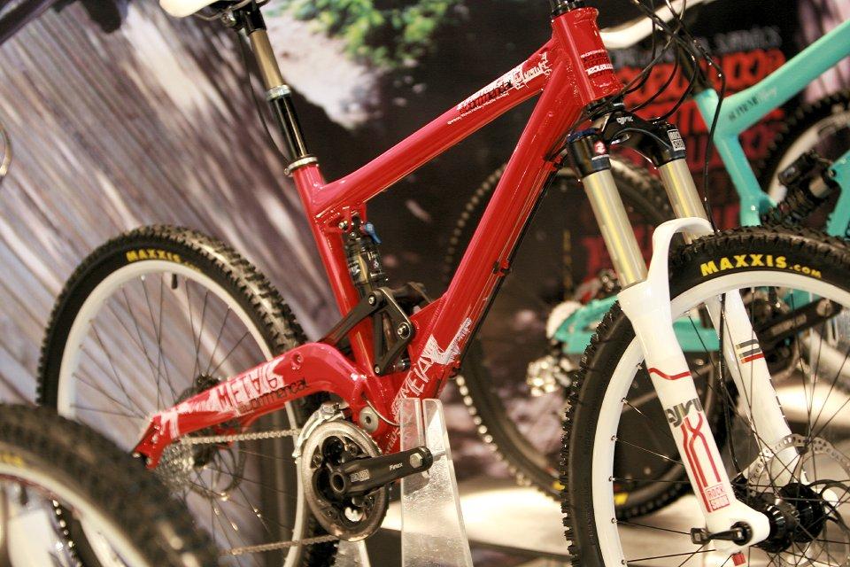 Commencal - Eurobike 2008