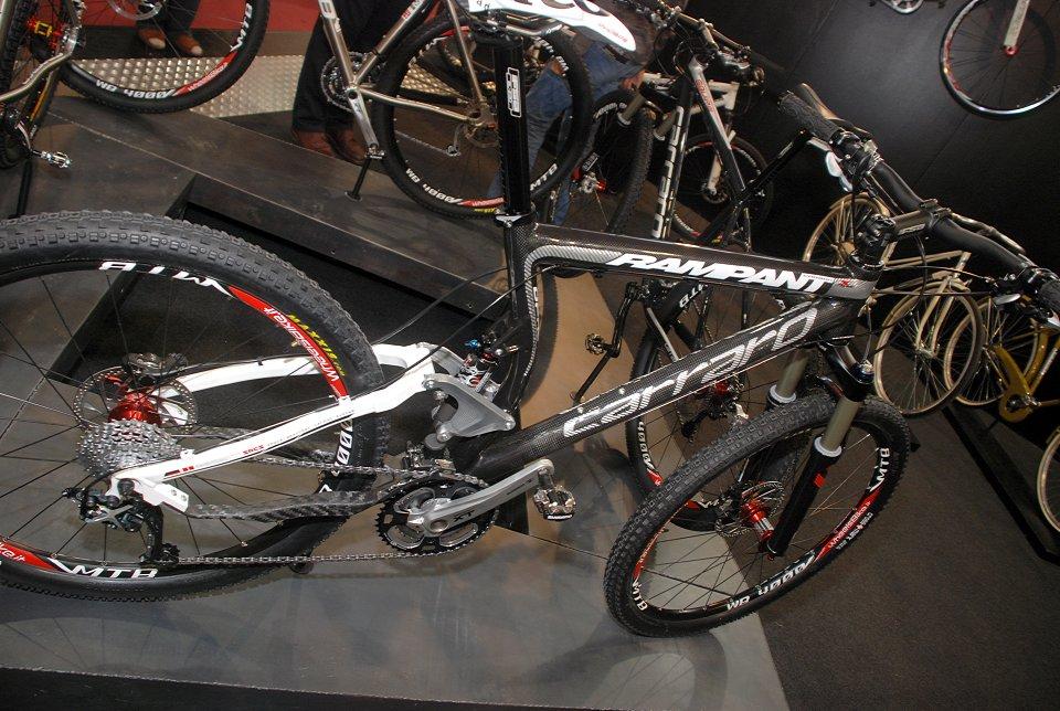 Carraro - Eurobike 2008