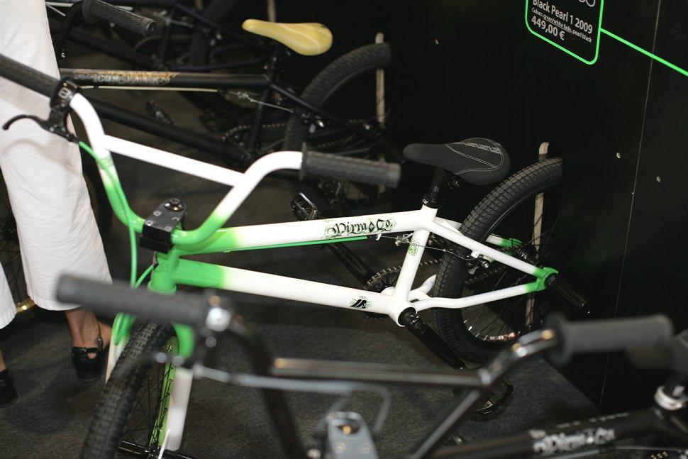 Mirra - Eurobike 2008