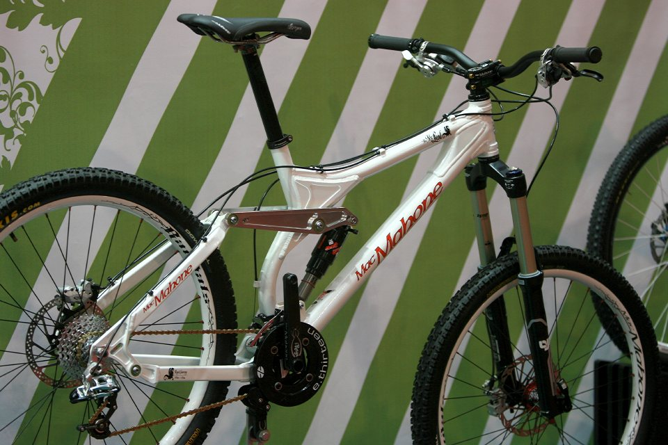 Mac Mahone - Eurobike 2008