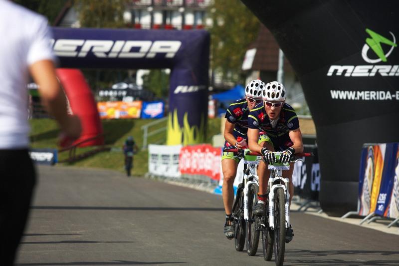 Merida Bike Vysočina, Nové Město na Moravě 28.9. 2008 - Friedl - Spěšný